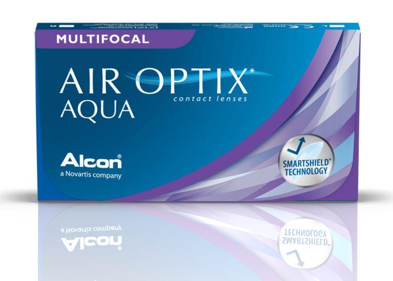 Air Optix Plus Hydraglyde Multifocal 3 pack