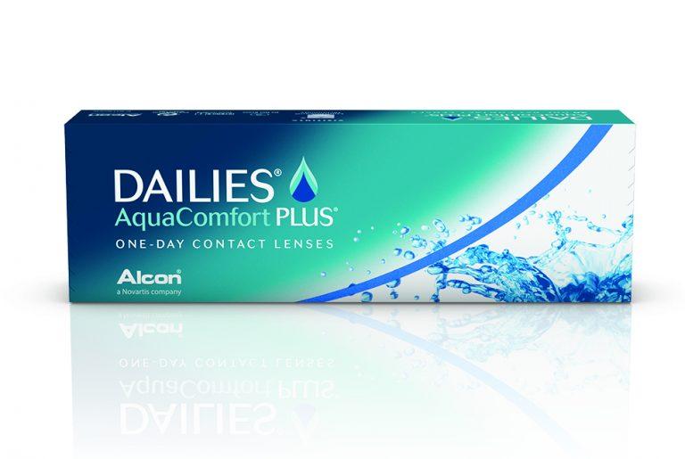 Dailies Aqua Comfort Plus 30 pack