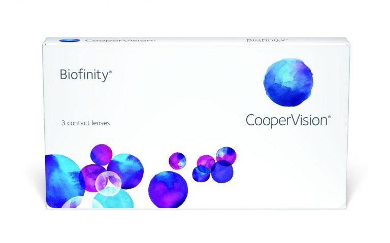 Biofinity sphere 3 pack