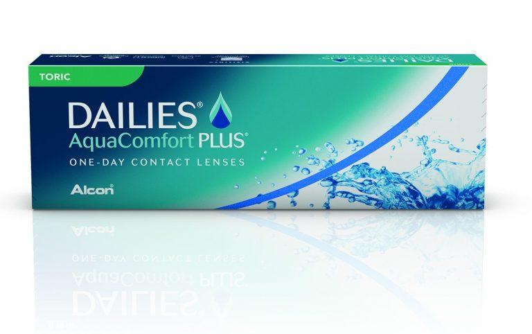 Dailies Aqua Comfort Plus Toric 30 pack