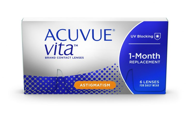 Acuvue Vita Toric 6 pack