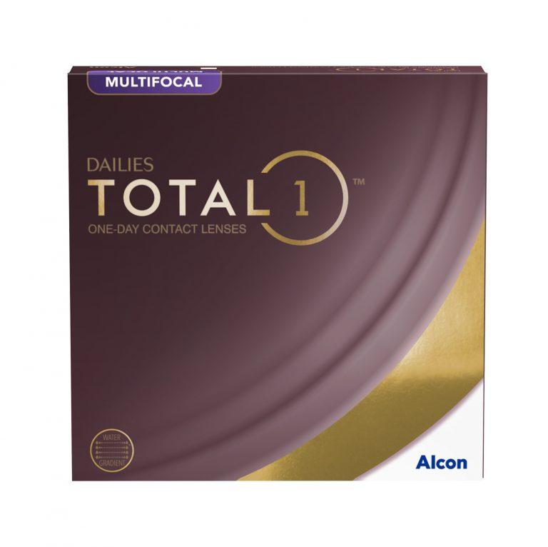Dailies Total1 Multifocal 90 pack